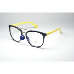 c309e16489ac3 Armação Oculos Redondo Grande - Óculos De Sol no Mercado Livre Brasil