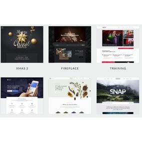 Pacote De Temas Premium Wordpress. Mais De 200 Temas