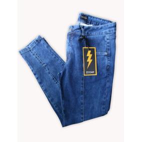 Calças Jeans Feminina Zoomp, Cintura Alta