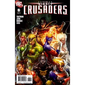 Dc The Mighty Crusaders - Volume 6