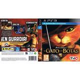 Gato Con Boots Puss In Fisico Ps3 El Botas NO8vmn0w