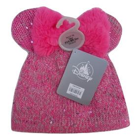 Disney Store Gorro Rosa Mickey Mouse 100% Original