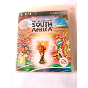Playstation 3 - 2010 Fifa South Africa - Original Americano