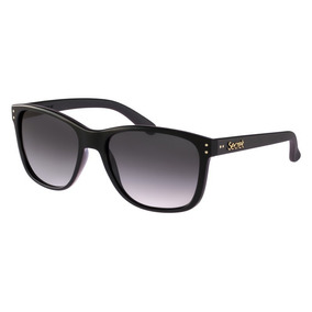 Secret Zoe Mixed 96626 576 Oculos Solar Preto Lentes Degrade 0a3264858a