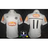 Camisa Do Santos - Neymar - Camisa Santos Masculina no Mercado Livre ... fbb0ee3e6bcb7