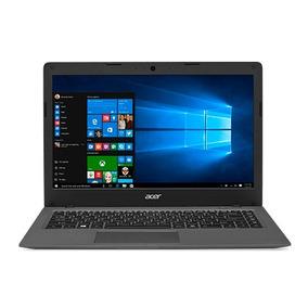 Notebook Acer Aspire Cloudbook Intel Dual Core Windows 14