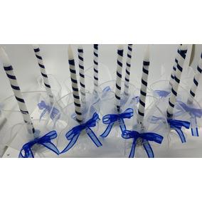 Velas Para Debutantes Azul