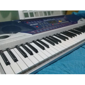 Teclado Musical Austin Black Wood Ak-3000