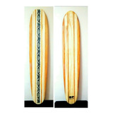 Shape Longboard Classic Surf Maciço 1,52m 60 Polegadas