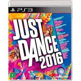Just Dance 2016 Ps3 Jogo Lacrado Mídia Física Em Português