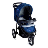 Carrinho Triciclo - Velloz - Azul - Prime Baby