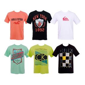 Camisas De Marca Masculina