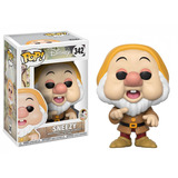 Funko Pop Sneezy. Blancanieves. Disney. Dwclothing
