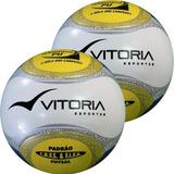 402c8465bf420 Bola Futsal Vitoria Oficial Termotec 6 Gomos Max 500 Pu - Bolas de ...