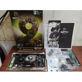 Placa De Video Xfx Geforce 9600gso 1gb Ddr2 128 Bits