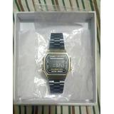 8d59dadbc132 Reloj Casio Dorado - Relojes Pulsera en Mercado Libre República ...