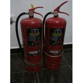 Extintor Recargable 20 Lbs (polvo Quimico)