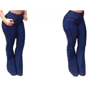 Calça Flare Jeans - Calças Jeans Feminino no Mercado Livre Brasil 62020304119