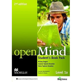 Openmind 1a 2ed Student