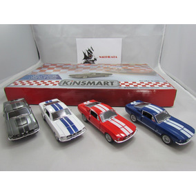 Ford Mustang Shelby Gt500 1967 Eleanor Kinsmart 1:38