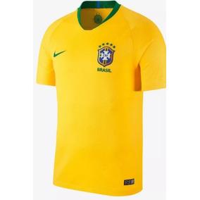 Camisa Da Selecao Brasileira Masculina Exclusiva 09237f637aca4