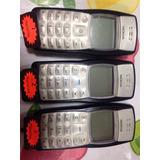 3 Nokia 1100 Para Movistar O Virgin,precio X Pieza