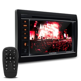 Dvd Automotivo Sp8520bt Lcd 6,2 180w Rms Usb Sd Pósitron