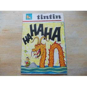 Revista Tintin Nº 24 - Lucky Luke, Luc Orient