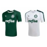 16ed0baf30 Kit Duas Camisas Palmeiras Campeão Brasileiro Frete Grátis