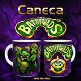 Caneca - Battletoads