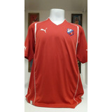 Camisa Futebol Puma Utrecht Holanda Preparada Jogo 6648c750c771a