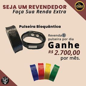 736ae330cc8 Pulseira Bioquantica - Outros no Mercado Livre Brasil