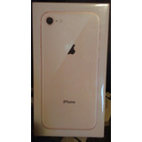 Iphone 8 Gold 64 Gb En Empaque