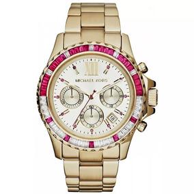 924c7770a72 Relogio Michael Fox Mk 5428 G De Luxo - Relógios De Pulso no Mercado ...
