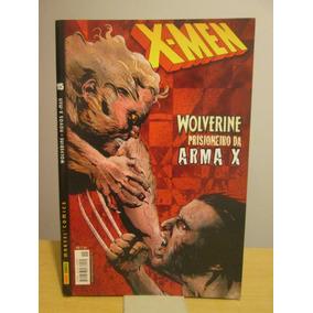 Hq X-men: Wolverine Prisioneiro Da Arma X