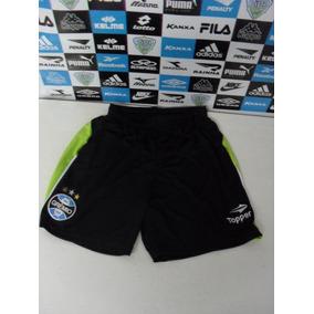 8bf806a90657f Calção Short Gremio - Shorts de Futebol no Mercado Livre Brasil