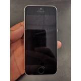 Iphone Se Gris Espacial 32gb / Funda Case 32gb