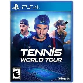 Tennis World Tour Ps4 Original 2 Por 10 Dias