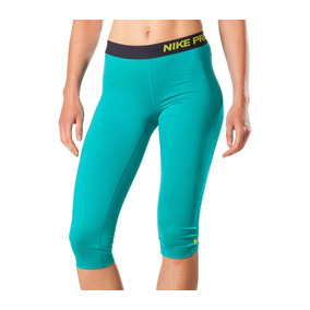 Legging Nike Pro Core Compression Mediano Verde