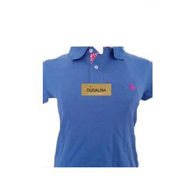 Kit 6 Camisas Gola Polo Feminina Blusas Atacado Frete G a52d73dbe5f