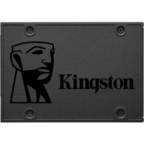 Hd Ssd 240gb Sata 3 Kingston A400 2,5 ***lacrado!!!