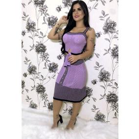 Conjunto Saia + Cropped Tricot Botão Moda Blogueira Boutique