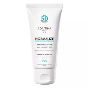 Protetor Solar Ada Tina- Normalize Matte Intense Fps 50 40ml