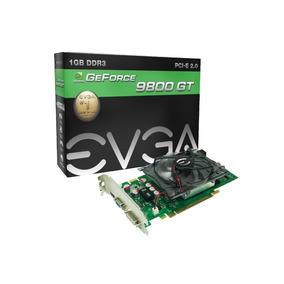 Placa De Vídeo Geforce 9800gt
