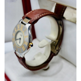 Reloj Cartier Siglo 21 Orignal