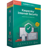 Licencia Kaspersky Internet Security 2019 1 Pc 100% Original