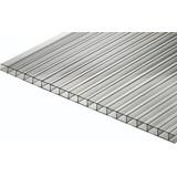 Kit Para Cobertura 6,00 X 6,00 - Policarbonato Alveolar 4mm