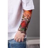 Manguito Segunda Pele Tatuagem Infantil Tattoo