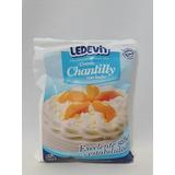 Crema Chantilly Ledevit (bulto 12 Unid 250gr)