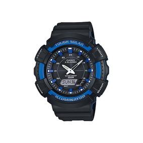 Reloj Casio Ad-s800wh Solar Crono Alarmas Producto 100% Orig